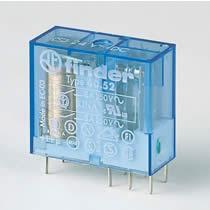 Finder 40.52.8.240.0000 240V Relay Miniature DPDT AC 8A