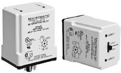 Macromatic Alternating Relays on